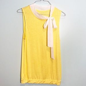Investments Essentials sleeveless blouse